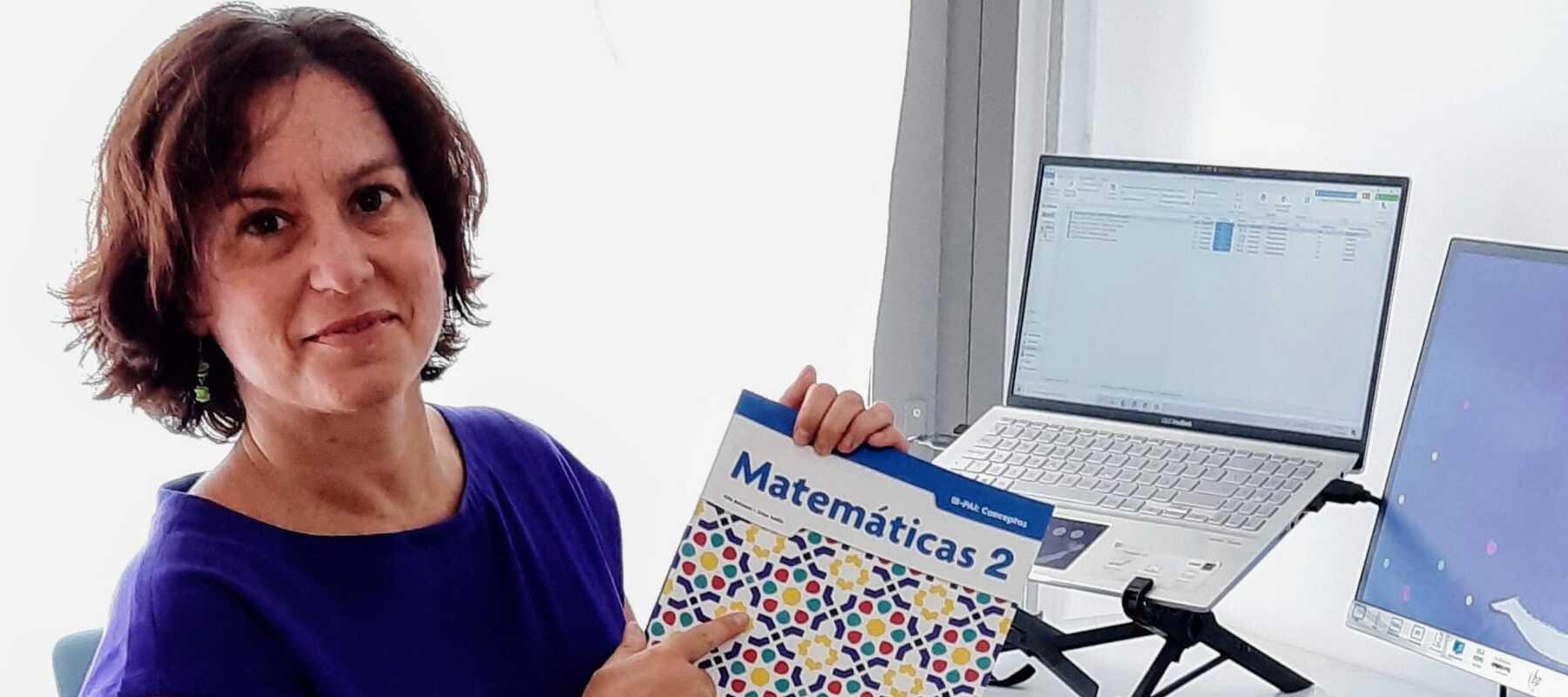 Traducción al español de un libro de matemáticas
